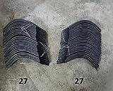 27 Each LH & RH Tiller Tines for Land Pride RTA2570-6 # 820-057C / 820-058C