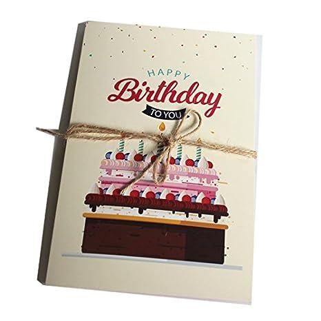 Amazon Suprise Birthday Card Surprise Birthday Card Magic