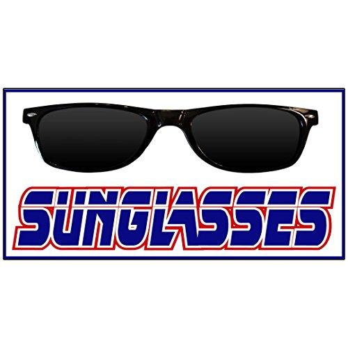Sunglasses DECAL STICKER Retail Store - Sunglass Decals