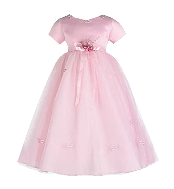 Amazon.com: Kid Collection Baby-Girls\' Butterfly Tulle Dress: Clothing