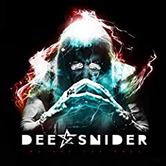 DEE SNIDER - WE ARE THE ONES - CD