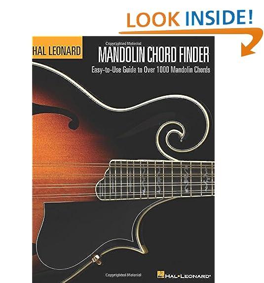 Mandolin Chord Chart Amazon