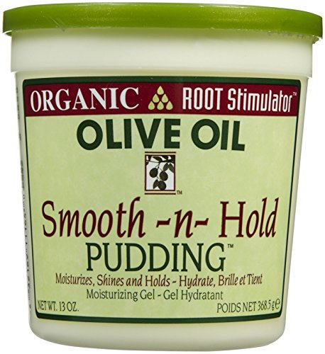 Organic Root Olive Oil (Organic Root Stimulator Olive Oil Smooth-N-Hold Pudding-13 oz)