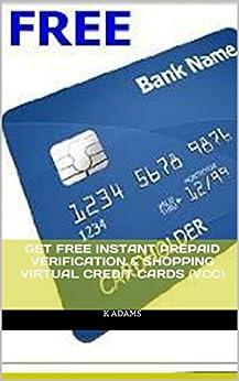 get free instant prepaid verification shopping virtual credit cards vcc ebook k. Black Bedroom Furniture Sets. Home Design Ideas
