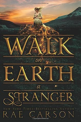 book cover of Walk on Earth a Stranger