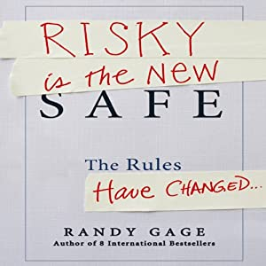 Risky Is the New Safe Hörbuch