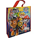 Paw Patrol Large Sized Non Woven PP Tote Bag With Foil Trim