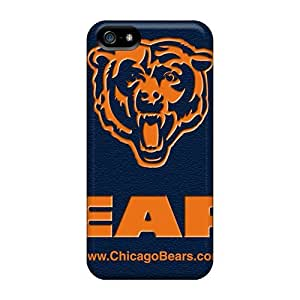 Brand New 5/5s Defender Case For Iphone (chicago Bears)