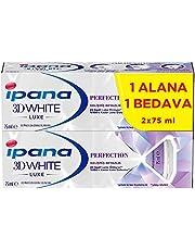 Ipana 3 Boyutlu Beyazlık Luxe Diş Macunu Perfection 2x75 ml