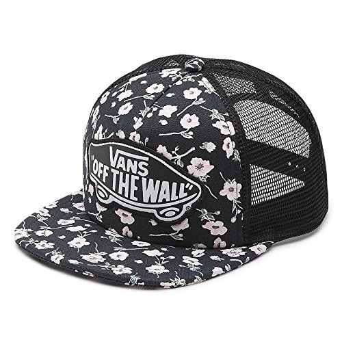 (Vans Womens Beach Girl Trucker Cap - Graphite)