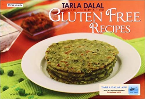 Gluten free recipes tarla dalal 9789380392202 amazon books forumfinder Gallery