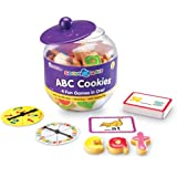 Learning Resources Goodie Games ABC Cookies, 4 Games in 1, Language Development, Ages 3+