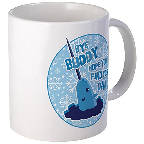 CafePress Narwhal Quote Unique Coffee