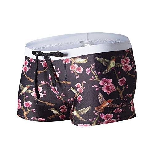 ZQ@QXMen's maillot de bain Maillot de plage mode,XL,C