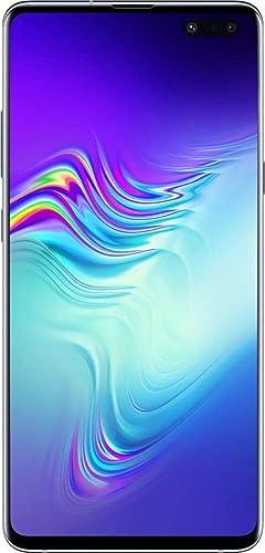 Samsung Galaxy S10 5G Enabled 6.7in SM-G977UZAVZW 8GB+256GB Majestic Black (VZW Unlocked) - US Warranty (Renewed)