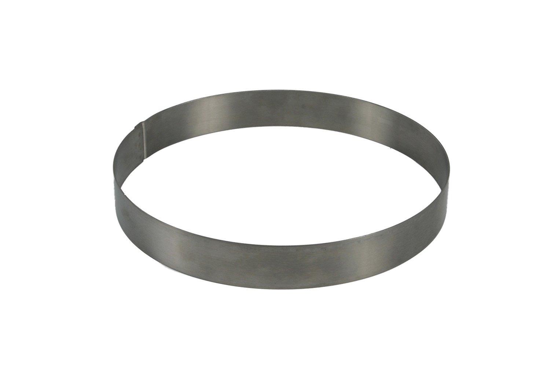 Cake Ring Stainless Steel 2-3/4