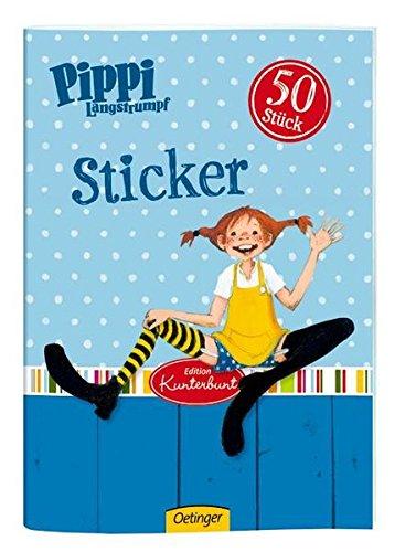 Pippi Stickerheft