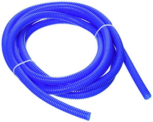 Taylor Cable 38360 Blue Convoluted Tubing