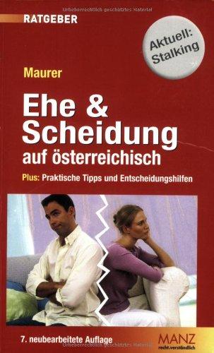 Ehe & Scheidung auf österreichisch