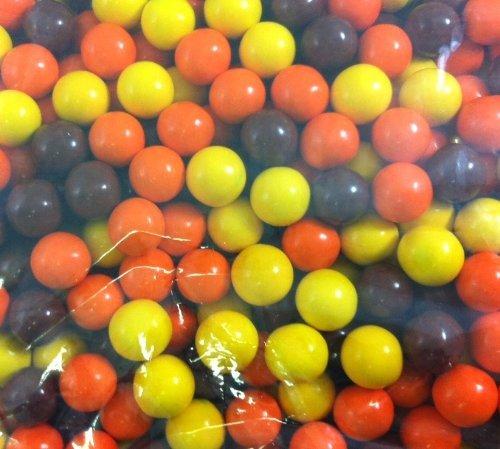 Sixlets Assorted Colors Halloween Candy - 2 Lb Bag ()