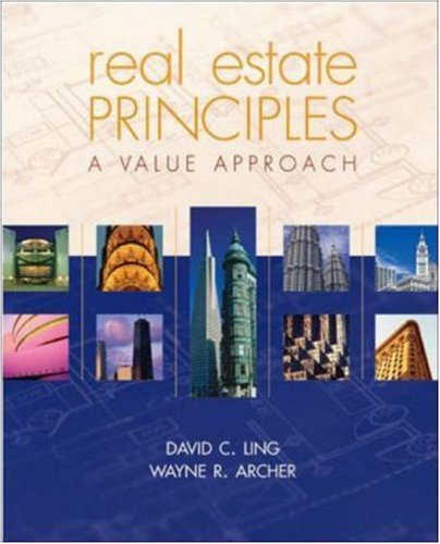 Real Estate Principles with PowerWeb Card (The McGraw-Hill/Irwin Series in Finance, Insurance, and Real Estate)