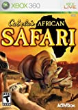 Cabelas African Safari - Xbox 360 by Activision