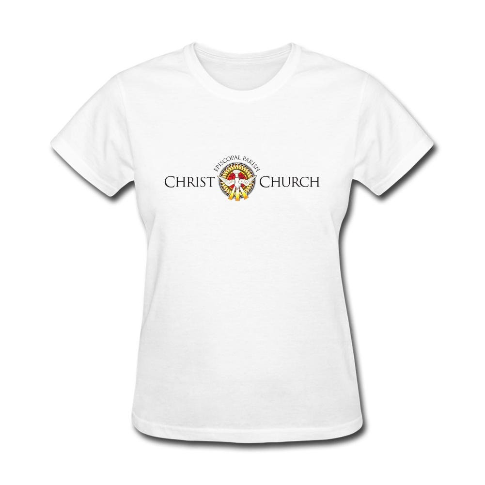Timwood Women's Christ Episcopal Church Eureka Short Sleeve T-Shirt
