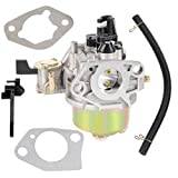 uxcell Carburetor for GX240 8HP GX270 9HP Engines Replaces 16100-ZE2-W71 16100-ZH9-W21 w Gaskets Insulator