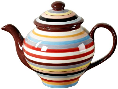 Tabletop Lifestyles 75-Ounce Tea Pot, Sedona -