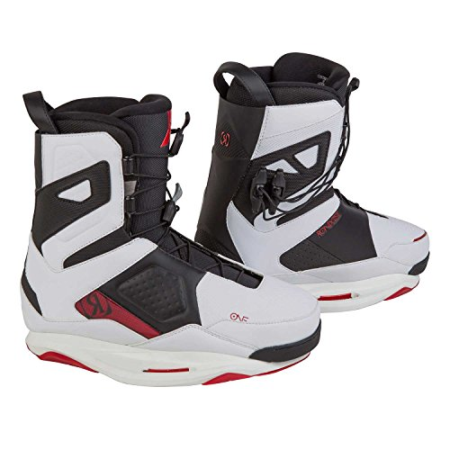Ronix One Wakeboard Boots White 2015