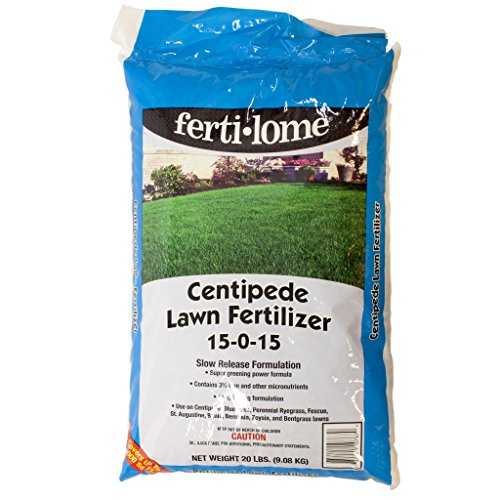 Voluntary Purchasing Group Inc 20LB Centipe Fertilizer (Best Fertilizer For Centipede Grass)