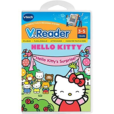 VTech VReader Hello Kitty Software : Baby Toys : Baby