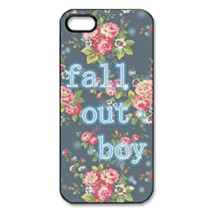 Fall Out Boy iPhone Case for iphone 5/5s, Well-designed TPU iphone 5s Case, iphone accessories