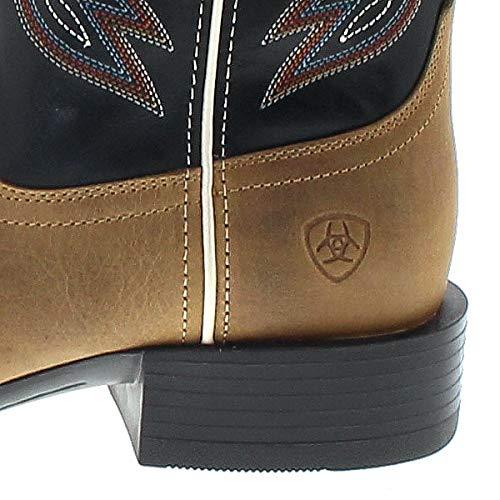 FB Uomo Western Fashion Stivali Biege Bunkhouse Boots FqwRrCF