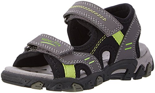 Boys' Stone Sandals Grey Grey Hike Superfit Kombi dZq1d