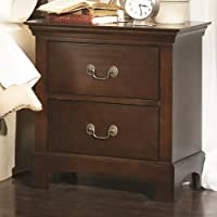 Coaster Home Furnishings 202392 Casual Contemporary Nightstand, Espresso