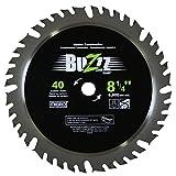 MIBRO Buzzz Blade 8 1/4 Inch Circular Carbide Saw Blade