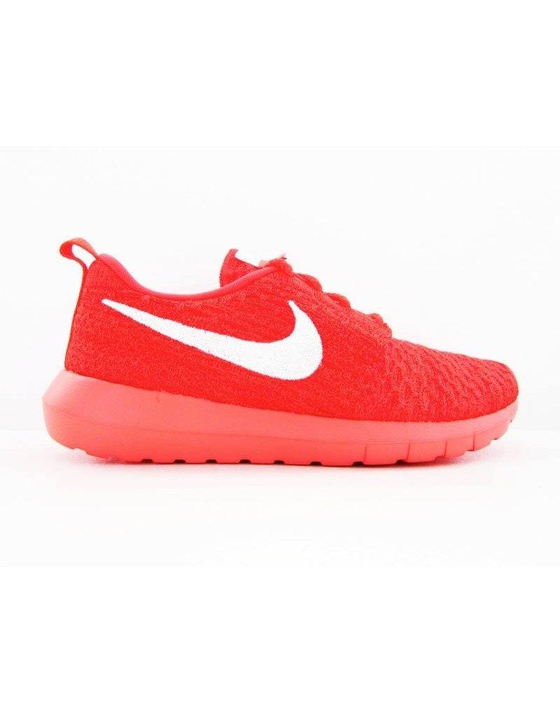 Nike Womens Rosherun Flyknit Running Shoes (8 B(M) US, Cramoisi VifUniversite Rouge)