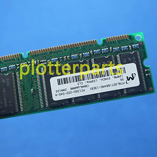 Printer Parts C7850A 128MB, 168-pin SDRAM DIMM Memory Module for The HP Color Laserjet 3700 4550 4600 5500 9500 Printer Parts by Yoton (Image #2)