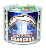 Turner NFL San Diego Chargers Paper & Desk Caddy (8070119)