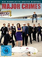 Major Crimes - 3. Staffel