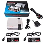 Ocamo Classic Retro Children's Game Console Professional System For NES with 2 Controllers Built-in 500 TV Video Game British regulations