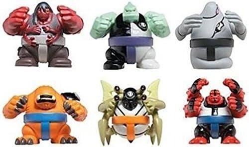 Bandai españa, s.a. - Luchadores de sumo ben 10: Amazon.es: Juguetes y juegos