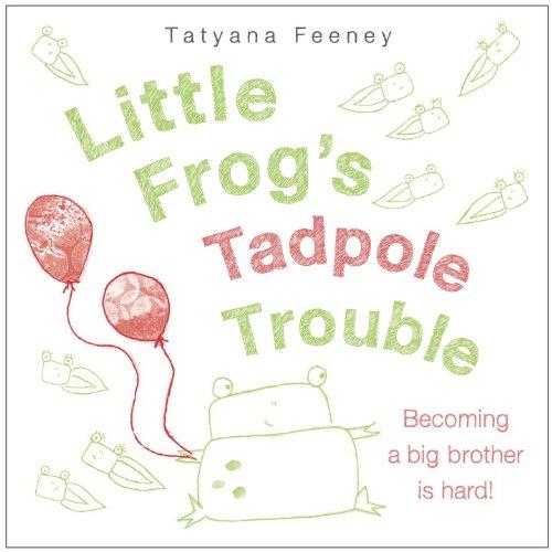 Little Frog's Tadpole Trouble ()
