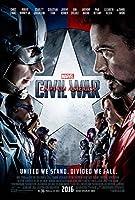 Captain America: Civil War [Blu-ray + Digital Copy]