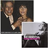 Cheek To Cheek (Deluxe) - Essential - Tony Bennett and Lady Gaga 2 CD Album Bundling
