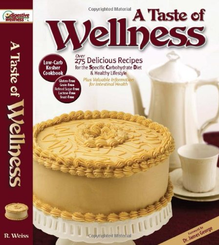 Taste Wellness Rochel Weiss product image
