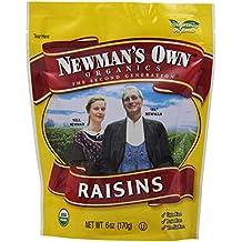 Newman's Own Organic, Raisin, 6 oz