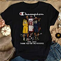 For Big Fans Of Basketball Champion-Kobe-Bryant-Michael-Jordan-Lebron-James-1978-2020-Thank You For All Beautiful Memories T-Shirt_Long Sleeve_Sweatshirt_Hoodie Handmade Shirt For You