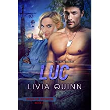 Luc: A small town hero suspense (Men of Honor Book 2)